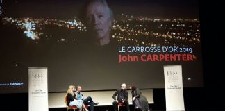 Cannes 2019 John Carpenter