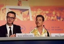Nicolas Winding Refn Too Old To Die Young