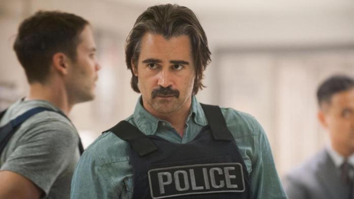 Colin Farrell: True Detective