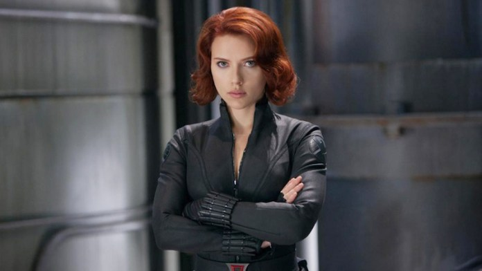 Black Widow film 2020