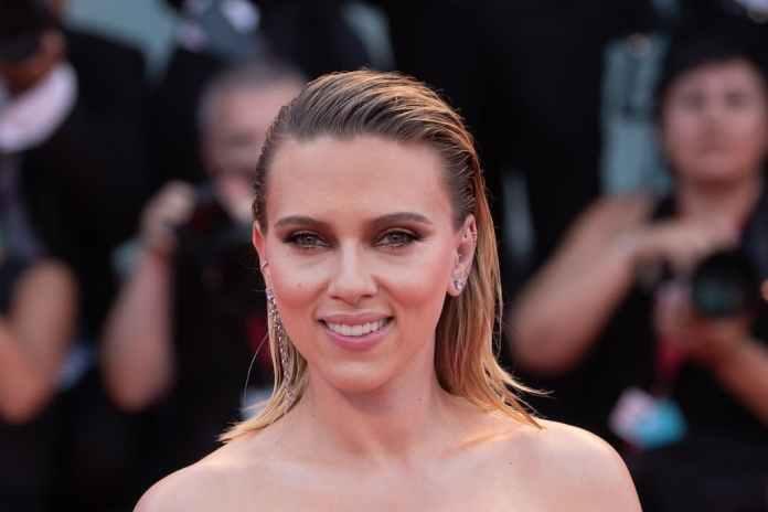 Scarlett Johansson 2019