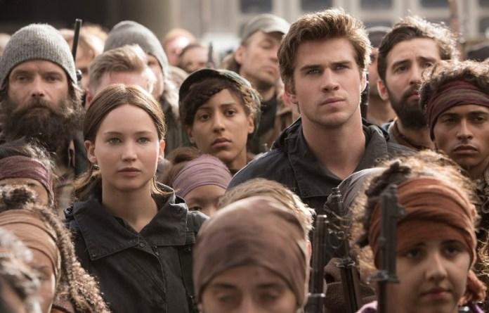 Liam Hemsworth Hunger Games