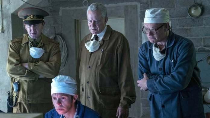 Stellan Skarsgård Chernobyl
