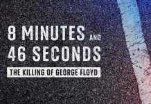 8 minuti e 46 secondi- l'assassinio di George Floyd