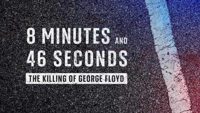 8 minuti e 46 secondi- l'assassinio di George Floyd