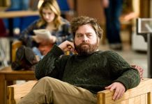 Zach Galifianakis film
