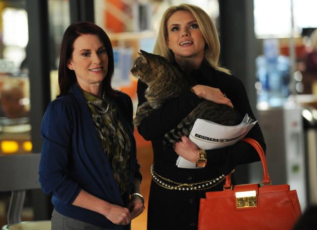 Megan Mullally e Erin Richards in Breaking In