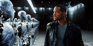 Will Smith in Io Robot