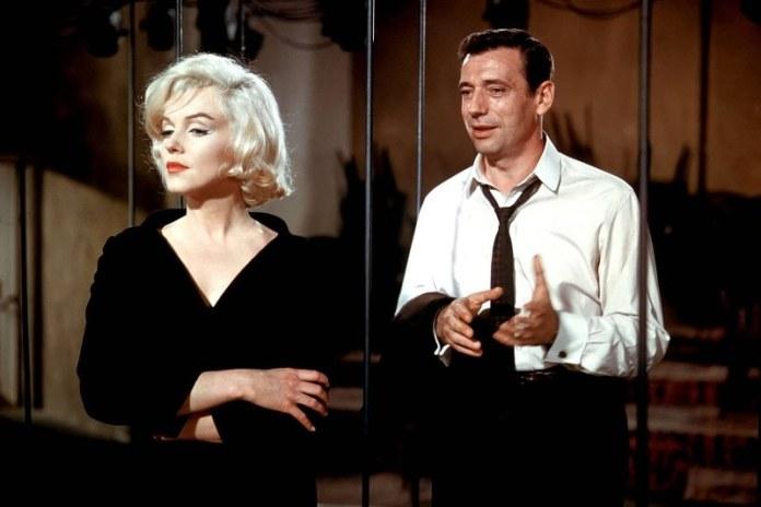 Marilyn Monroe fisico