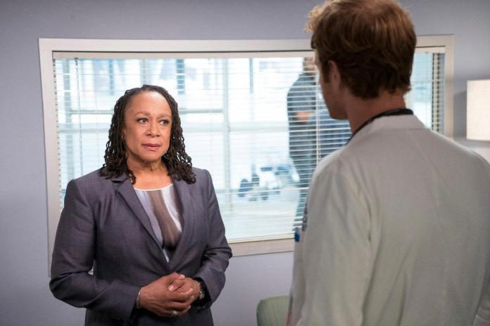 S. Epatha Merkerson in Chicago Med