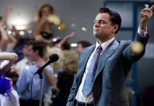 The Wolf of Wall Street film