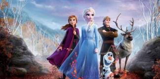 Frozen film