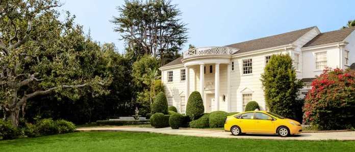 Will Smith apre villa del Principe di Bel-Air