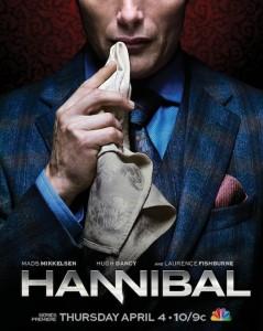 hannibal serie tv poster