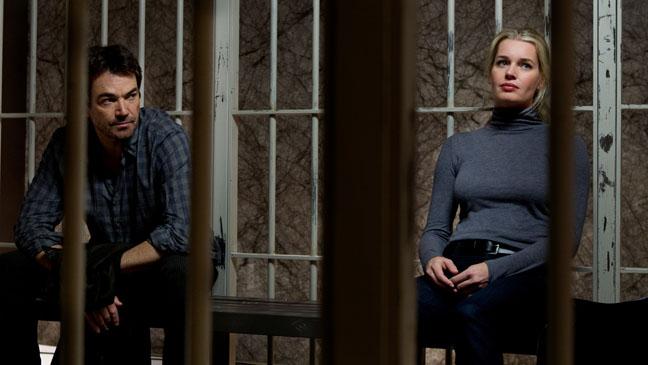 """King & Maxwell"" - Pilot - 3 Sean & Michelle are released# 1 Jo"
