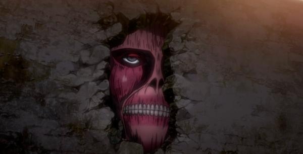 Shingeki no Kyojin 2.