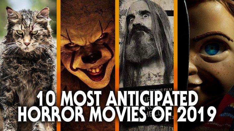 2019 top 10 legjobban várt horrorfilmje