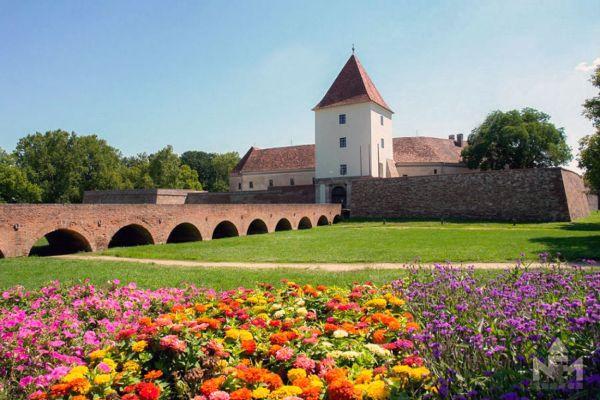 A sárvári vár
