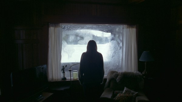 lodge téli menedék