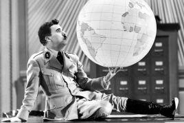 """El gran dictador""  (Charles Chaplin, 1940)"