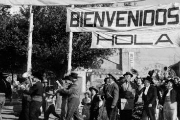 ¡Bienvenido, Mr. Marshall! (Luis García Berlanga, 1953)