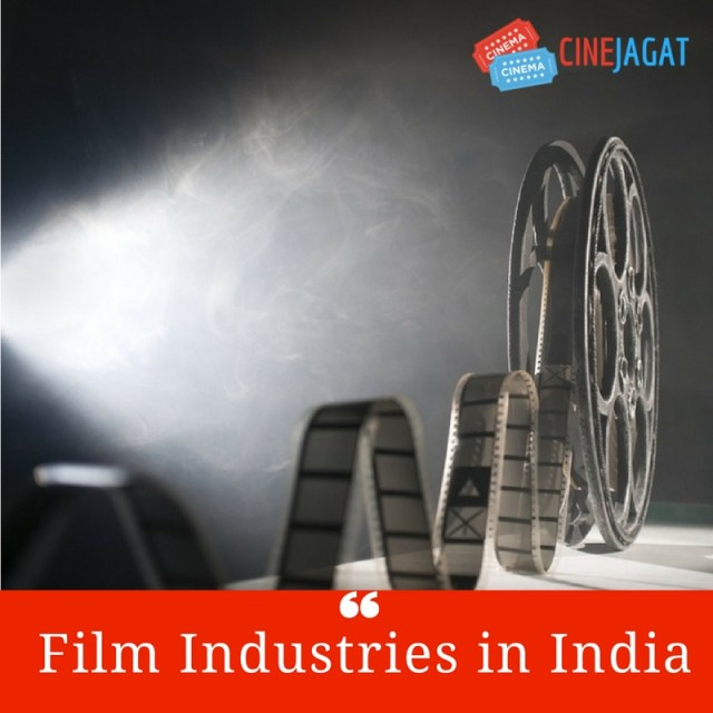 Film Industries in India Based on Languages (Cinema of India)