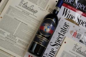 Wine Spectator Wine Advocate Brunello 2010 Riserva DonatellaCinell Colombini