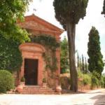 Cappella di San Clemente - Fattoria del Colle in Trequanda, Siena