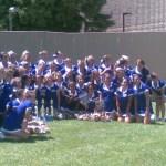 cheerleaders (2) della Davis University