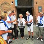 Scout pellegrini francigeni