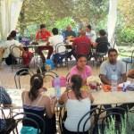 2011 pranzo dei vendemmiatori a Colle