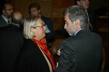 Donatella Cinelli Colombini e Claudio Galletti