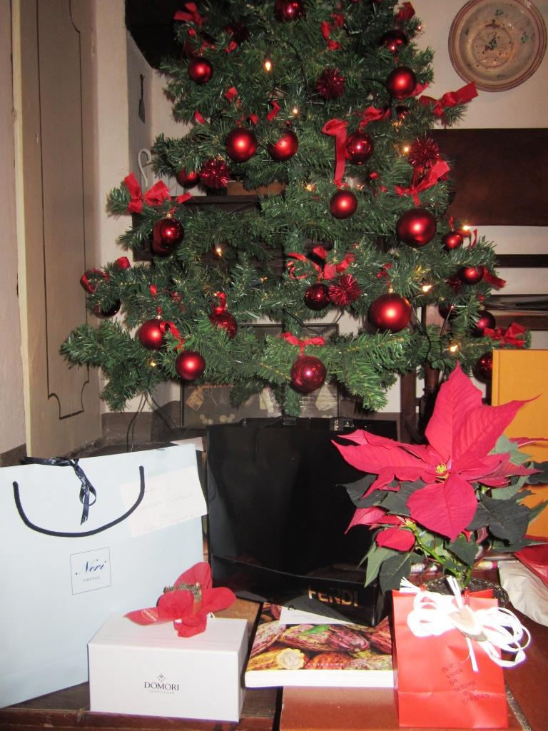 Fattoria del Colle Natale 2012