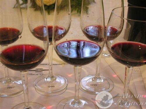 bicchieri da degustazione
