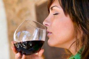 assaggio di vino