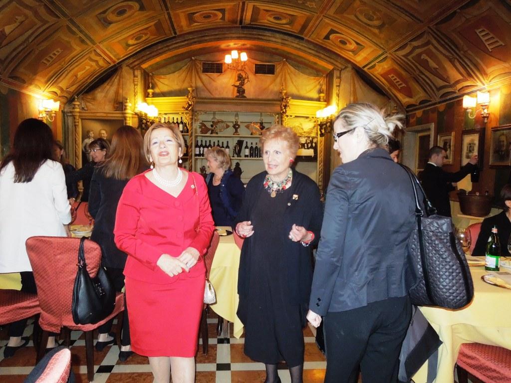 Donne del vino-Verona-12 Apostoli- Presidente Elena Martuscello