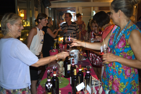 Le Donne del vino in action