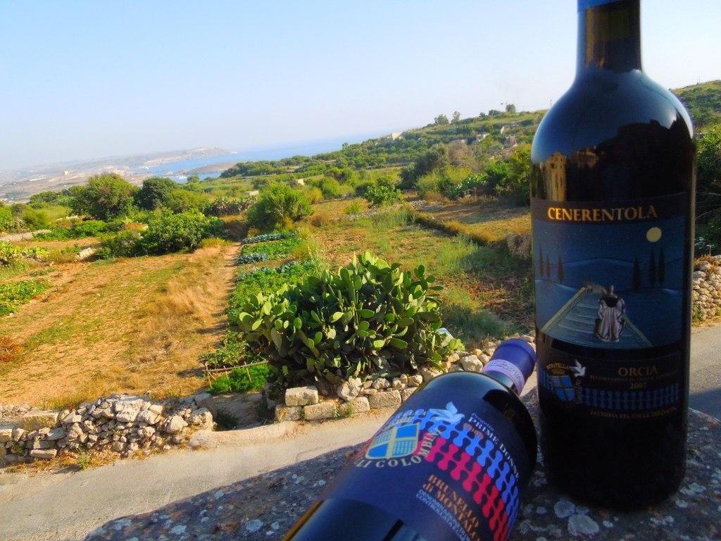 Brunello-Doc-Orcia-cenerentola-Gozo-Malta
