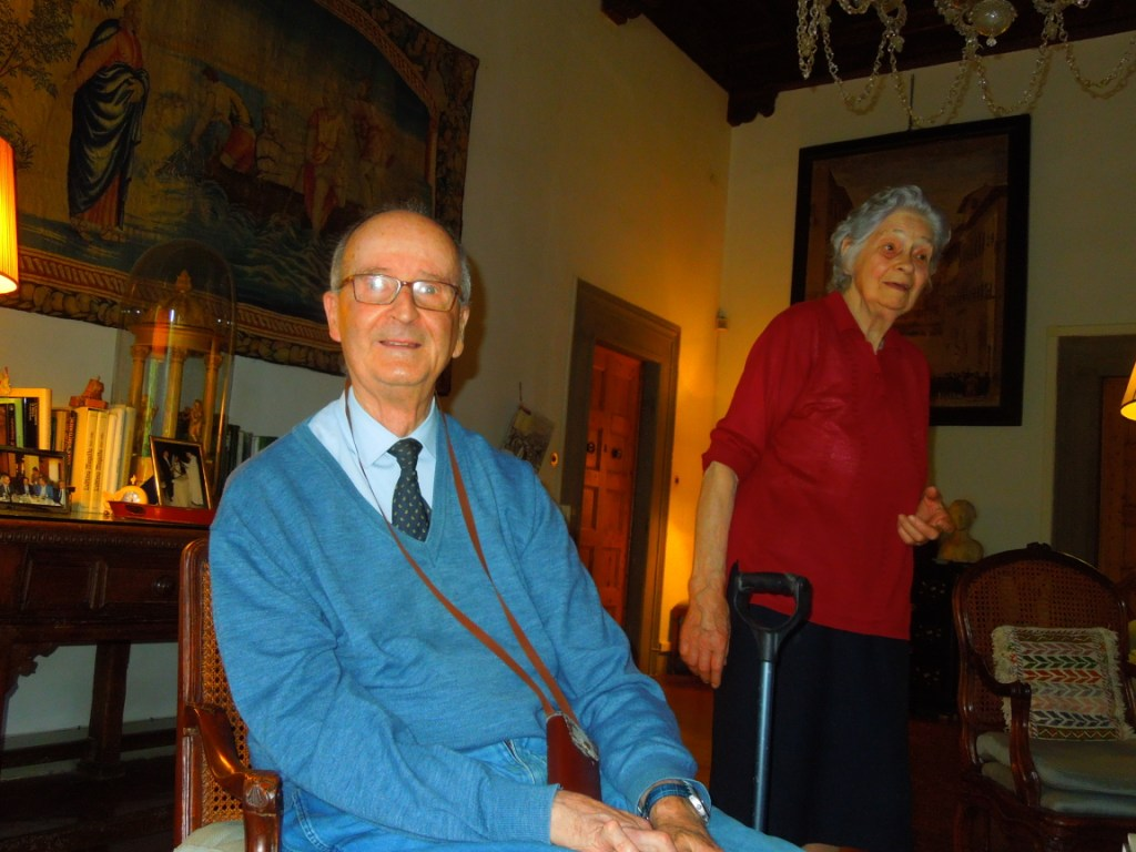 Francesco Giuntini e Fedora