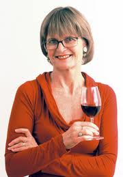 Jancis Robinson for her magazine