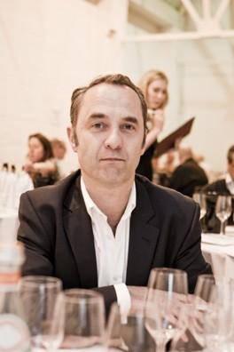 Walter Speller wine writer