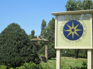 Tenuta San Guido Sassicaia winery