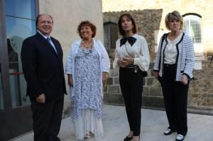 Enzo Vizzari, Linda Laura Sabbadini, Fiammetta Fadda, Marzia Morganti