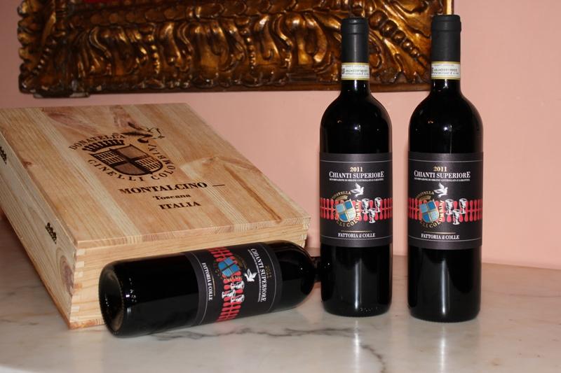 Chianti superiore 2011 Fattoria del Colle