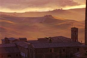 Montalcino paesaggio di A.Rabissi