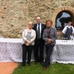 Donatella Cinelli Colombini Alessandro Bonelli e Pia Donata Berlucchi