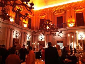 Master of wine dinner a Palazzo Corsini