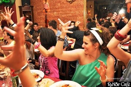 intrattenimento e ristorazione