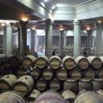 Lafite ageing cellar