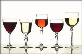 Bicchieri belli ma poco adatti alla degustazione
